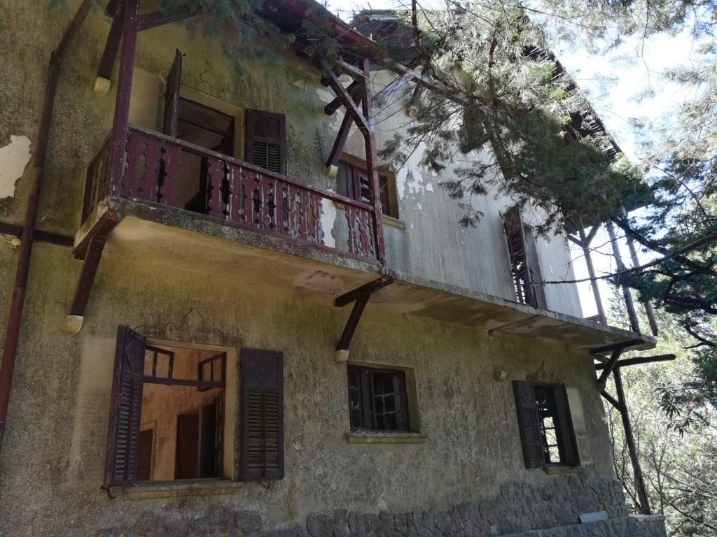Вилла Муссолини, Родос, Греция