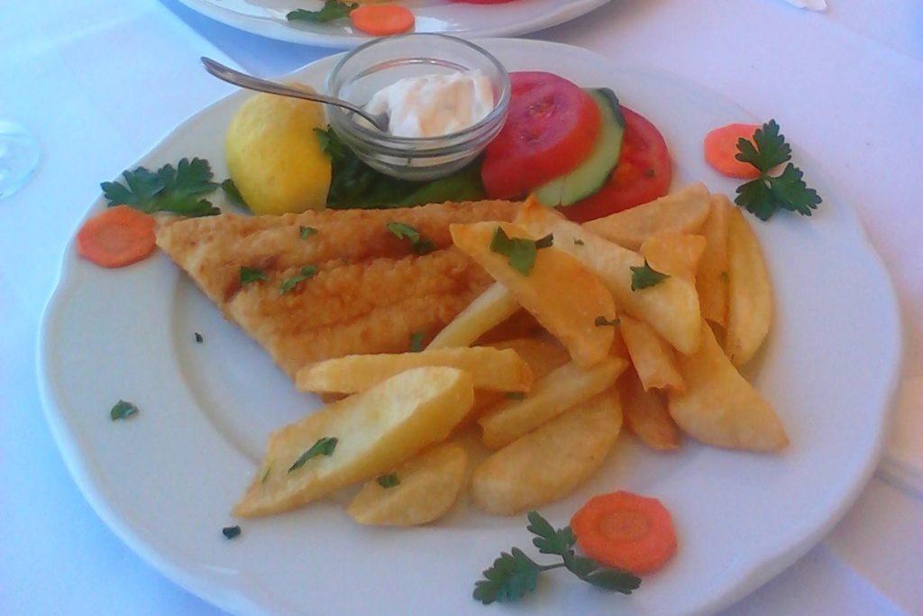 Комбо обед, Крит, Греция