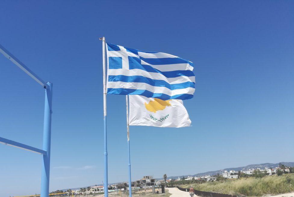 Самостоятельное путешествие на Кипр