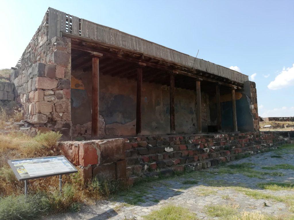 крепость Эребуни Ереван