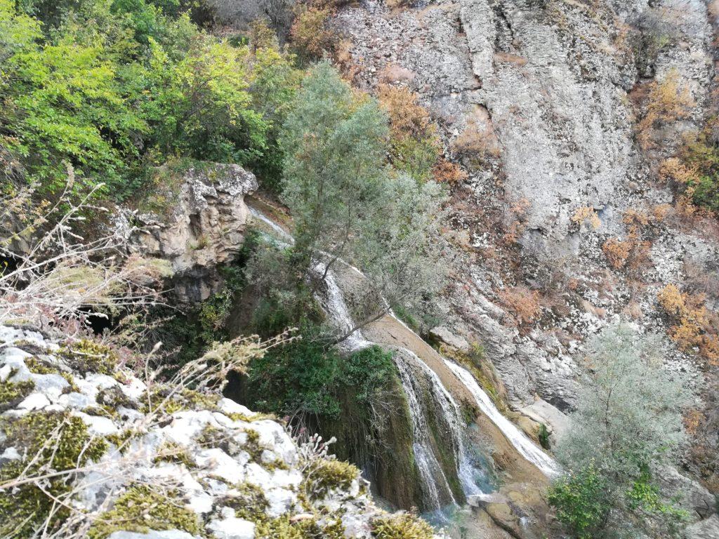 Хотнишский Водопад Болгария, маршрут