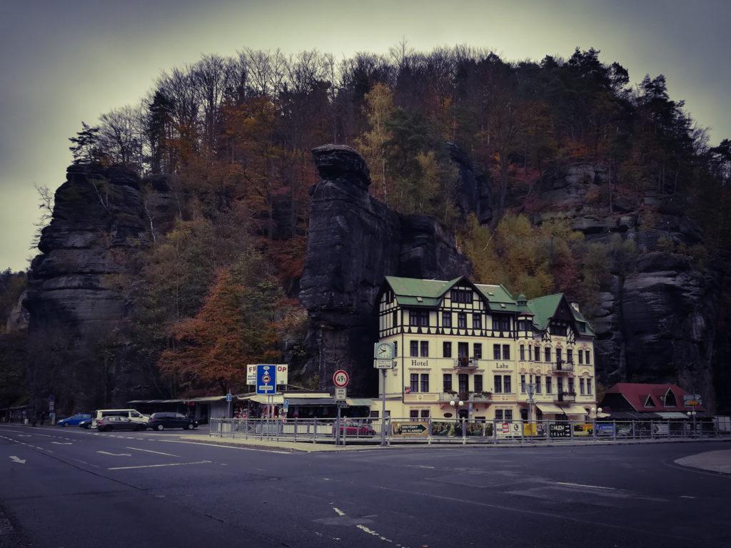 чешская швейцария чехия