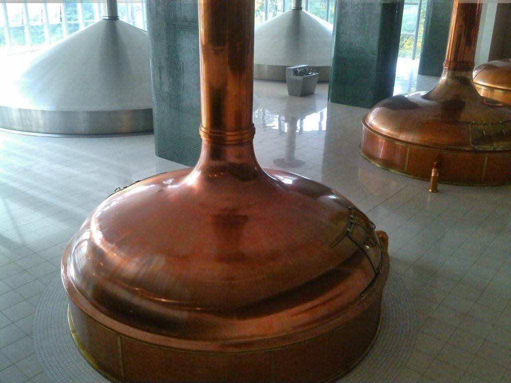 Завод Pilsner Urquell, Пльзень, Чехия