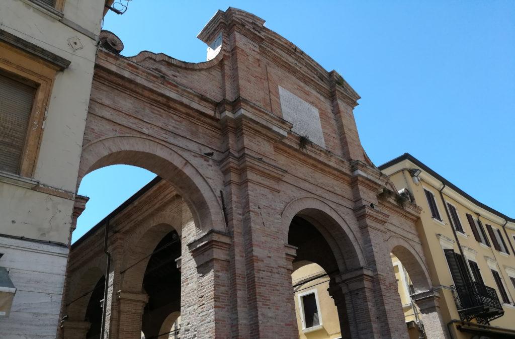 Римини, старый город