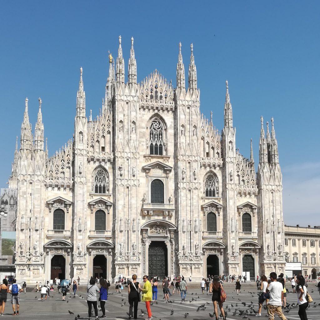 Дуомо, Милан, Италия