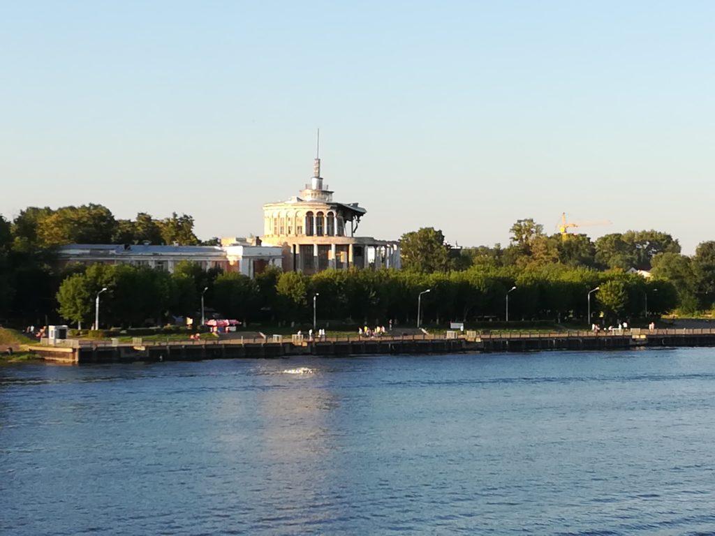Речной Вокзал, Тверь