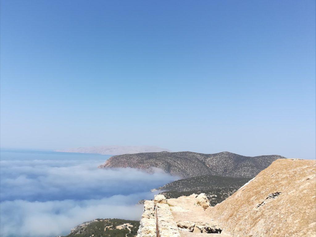 Замок Монолитос, Родос, Греция
