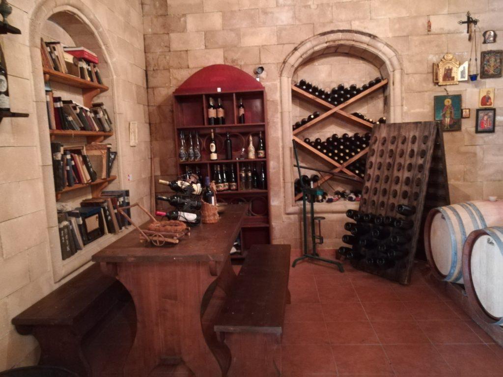 Kounaki Wines, Родос, Греция