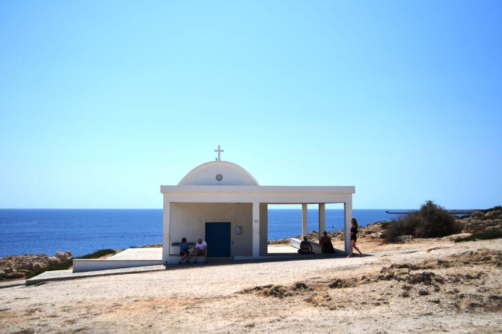 Часовня Каво Греко, Кипр