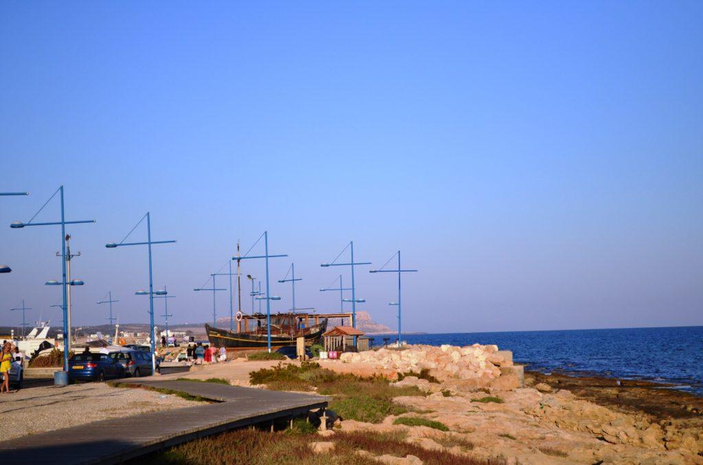 Набережная Аяй-Напы, Кипр