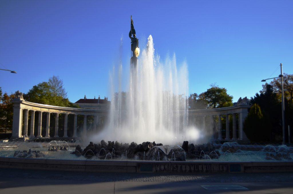 Памятник героям Красной армии, Вена, Австрия