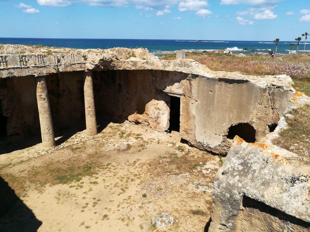Царские гробницы, Пафос, Кипр