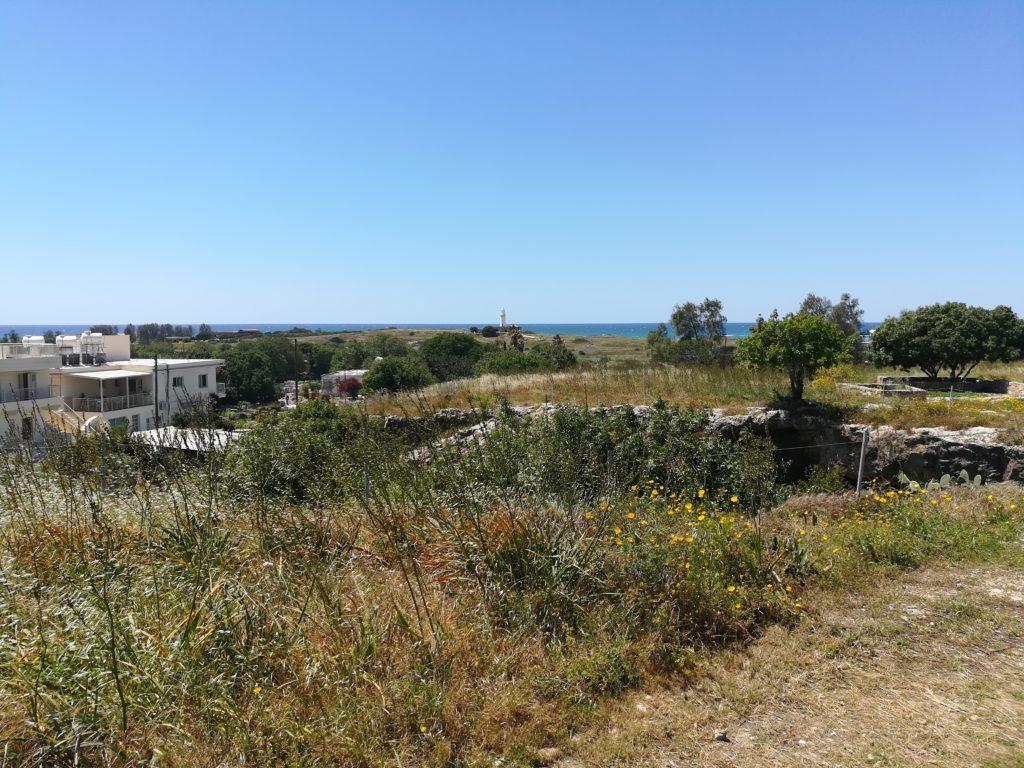 Катакомбы, Пафос
