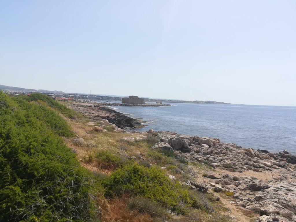 Замок Пафоса, Кипр