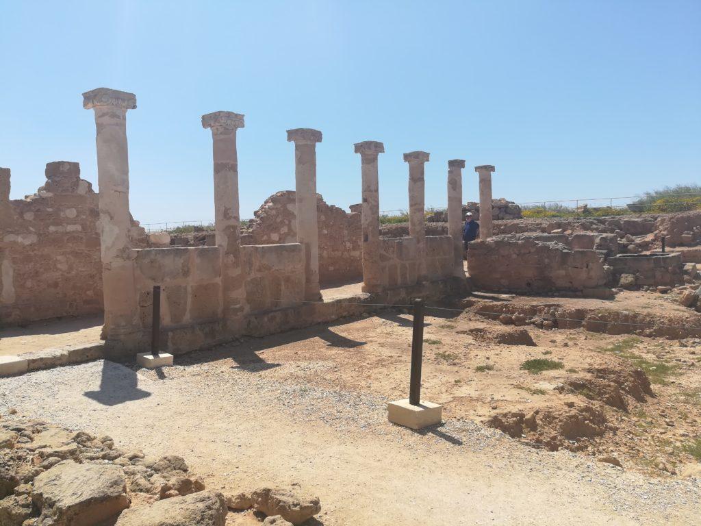Археологический парк, Пафос, Кипр