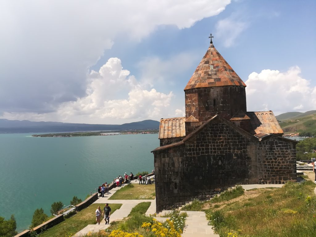 Ереван - Севан как добраться