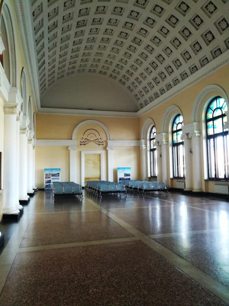 Железнодорожный вокзал Ереван