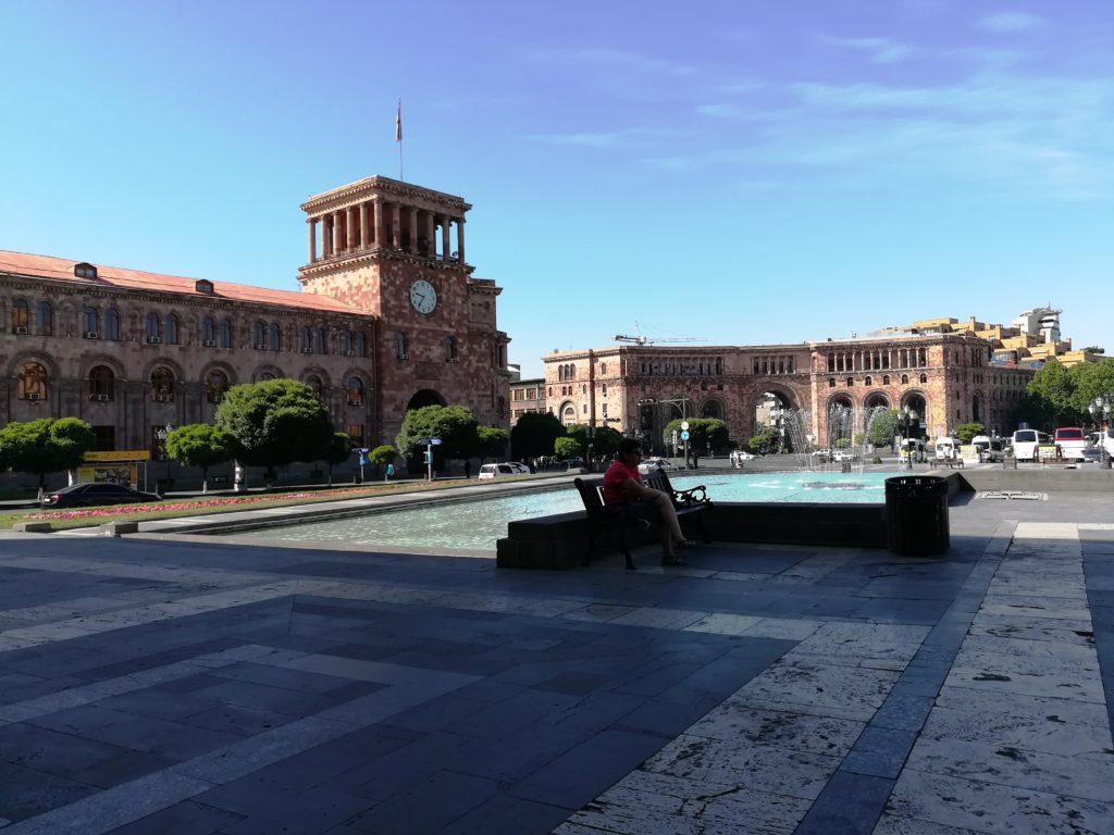 Ереван, Площадь Республики