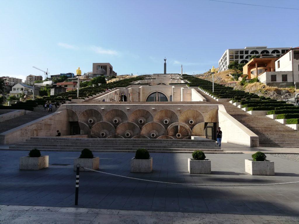 Ереван, Каскад