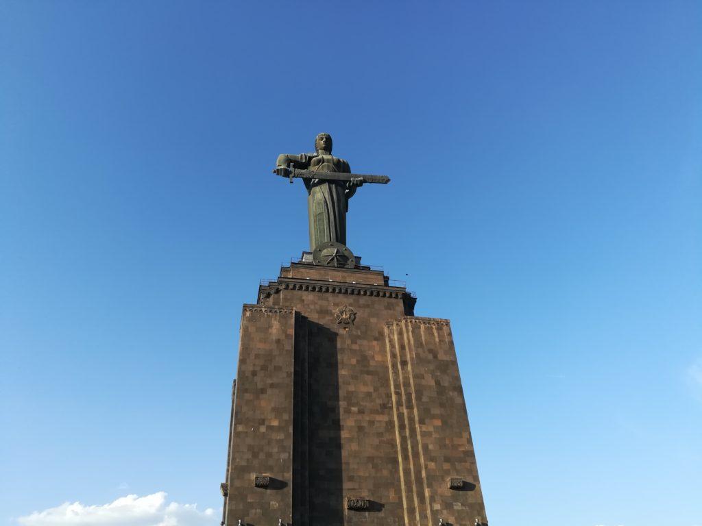 Ереван, Мать-Армения