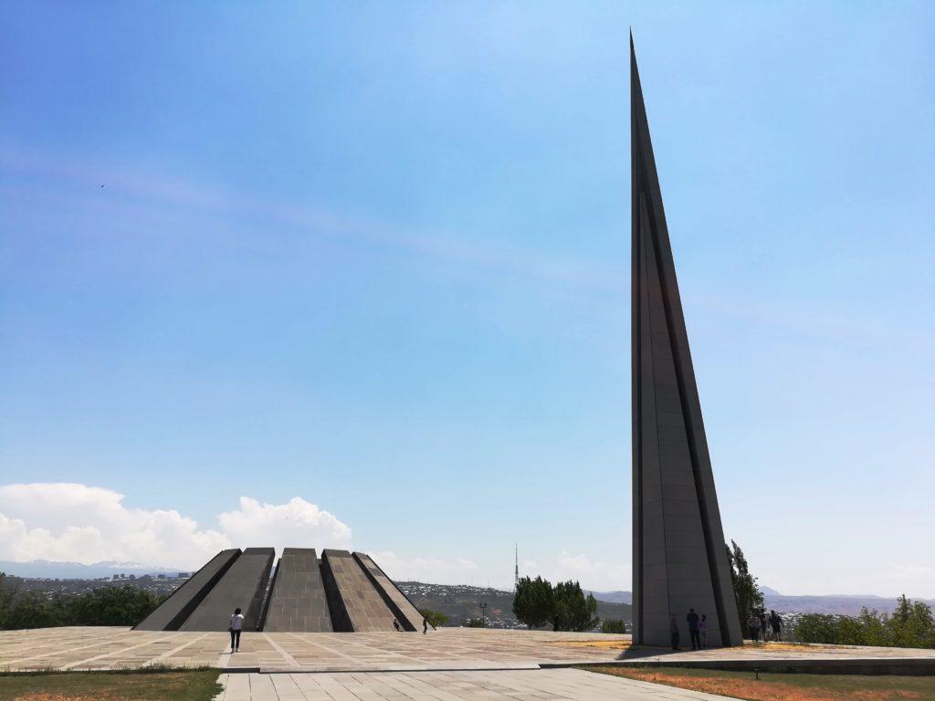 Ереван, Цицернакаберд
