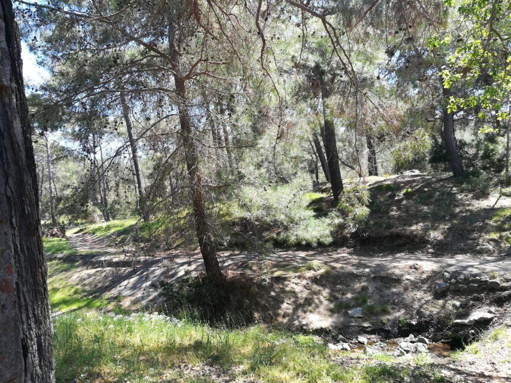 Тропа Афродиты и Адониса