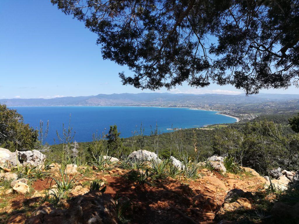 тропа Афродиты, Кипр