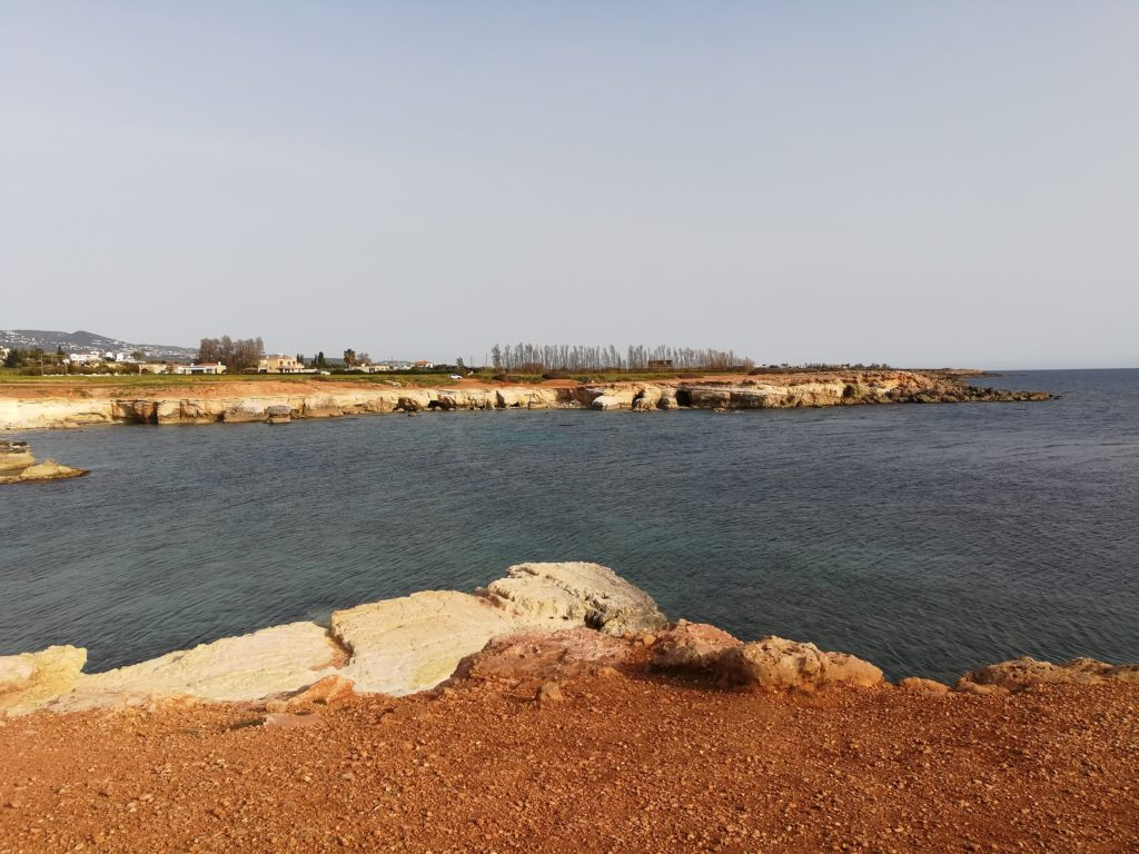 Корабль на мели Кипр - Edro III