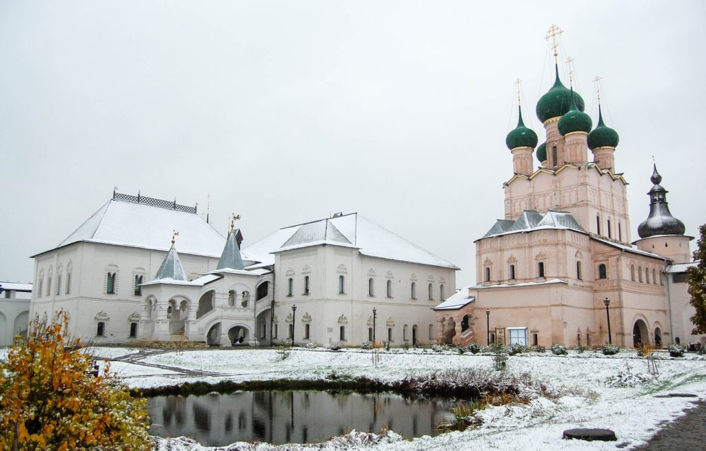 Куда поехать на выходные из Москвы - Ростов Великий, ростовский кремль