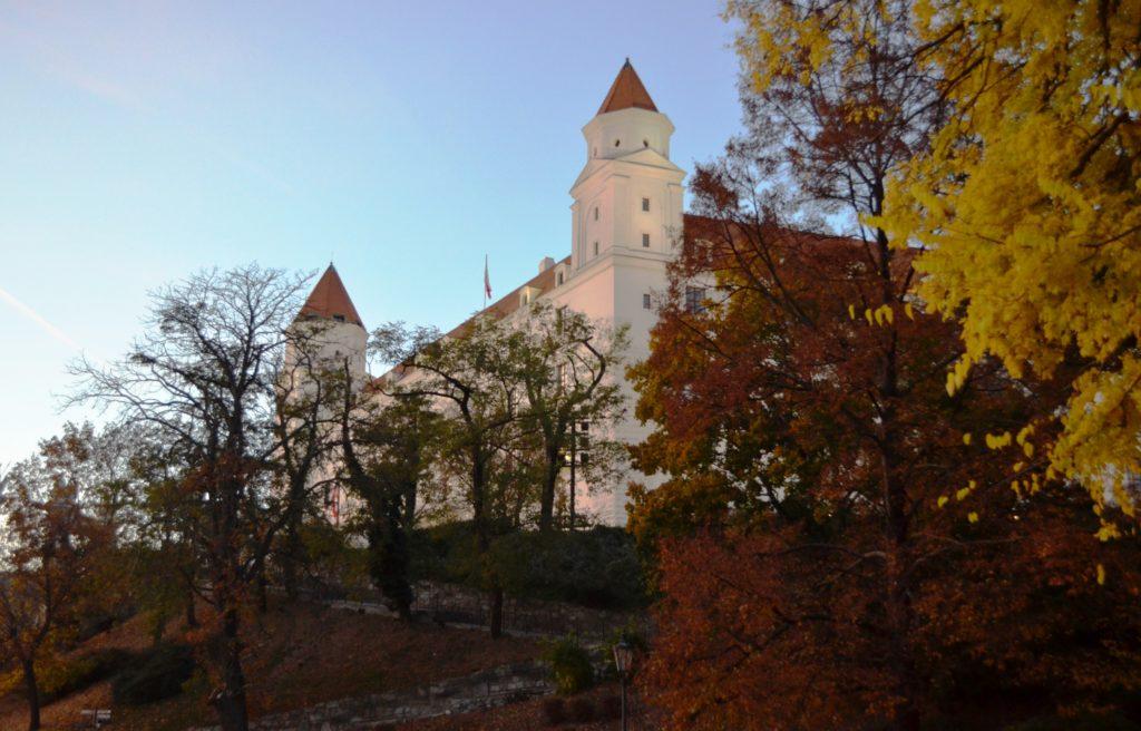 Вена Братислава