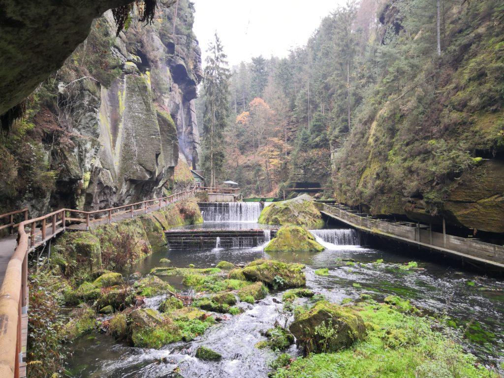 чешская швейцария маршруты самостоятельного путешествия