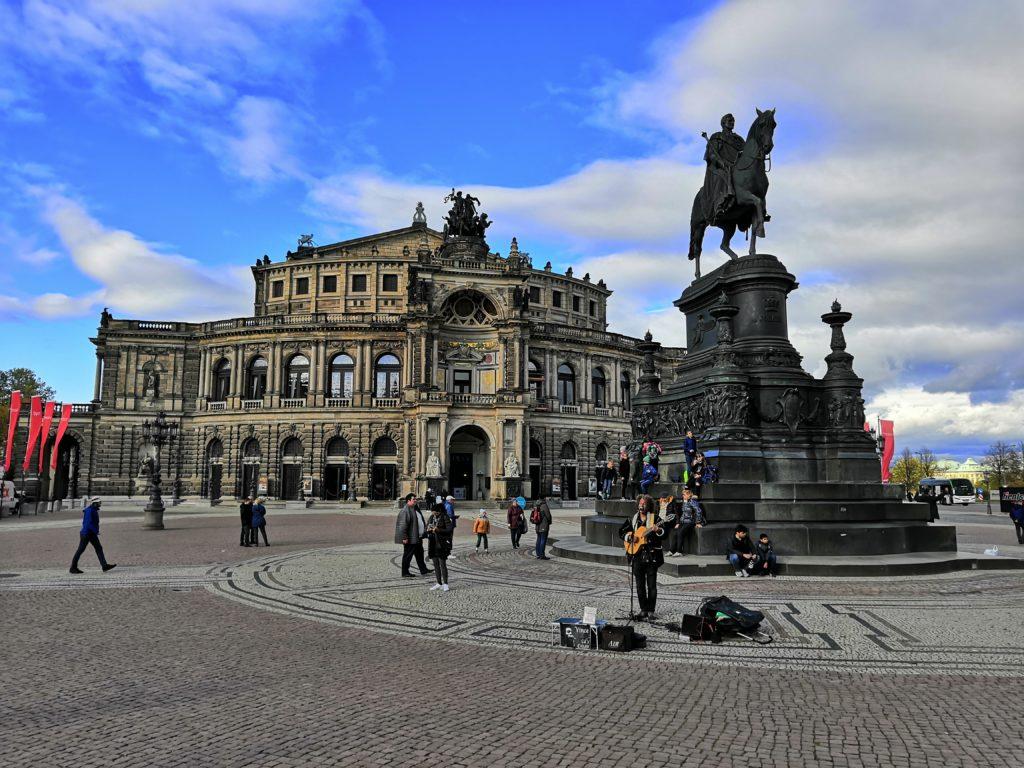 Дрезден за 1 день