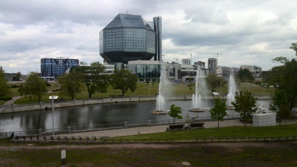 Минск за 2 дня