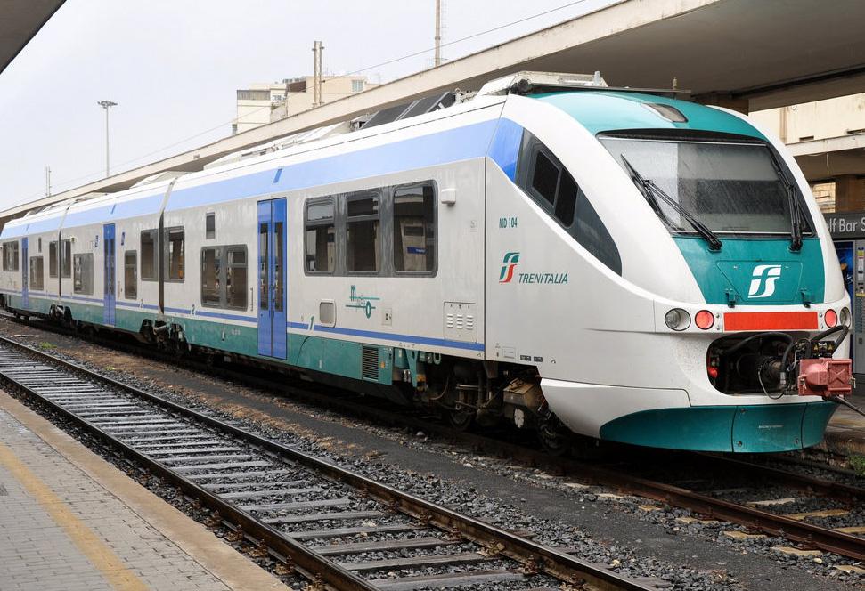 Поезда в Италии