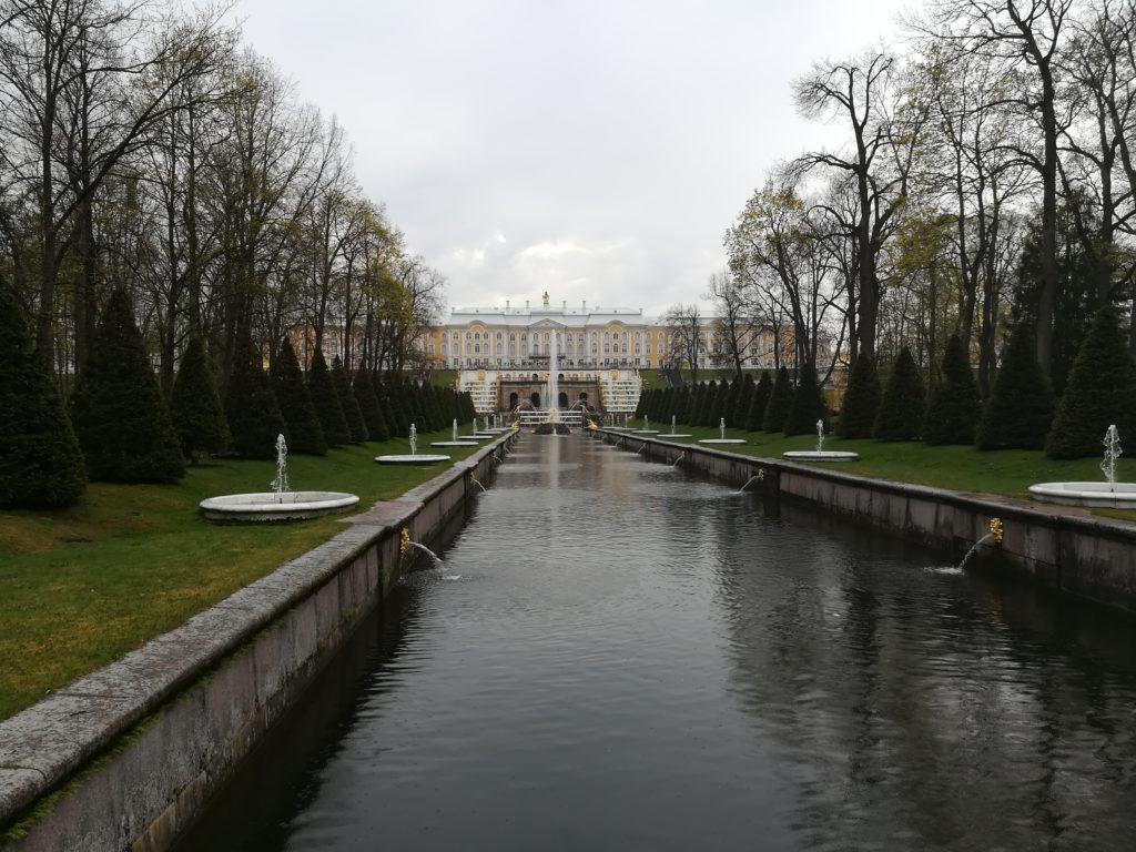 Самостоятельное путешествие по России