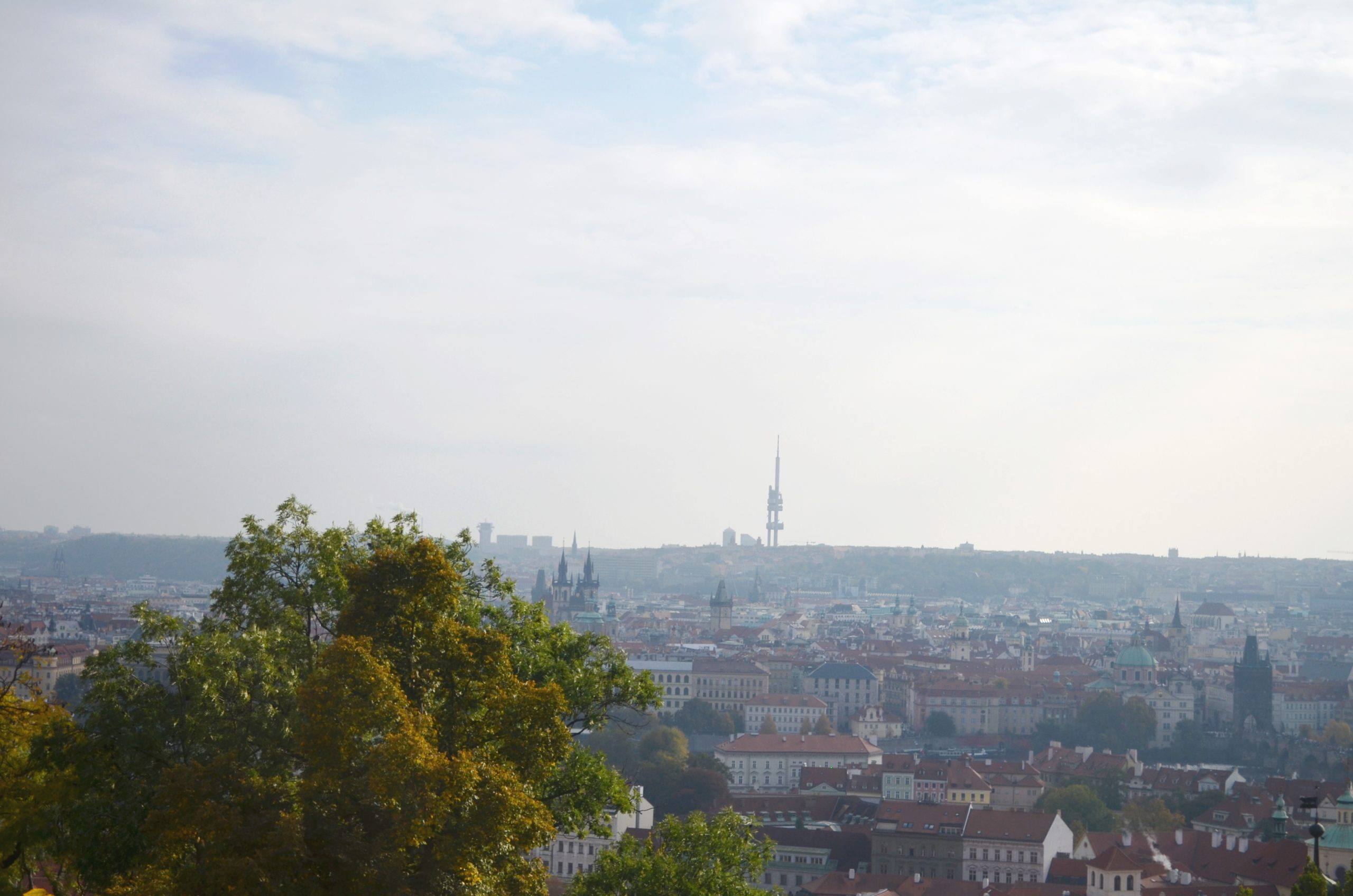 Самостоятельное путешествие по Чехии