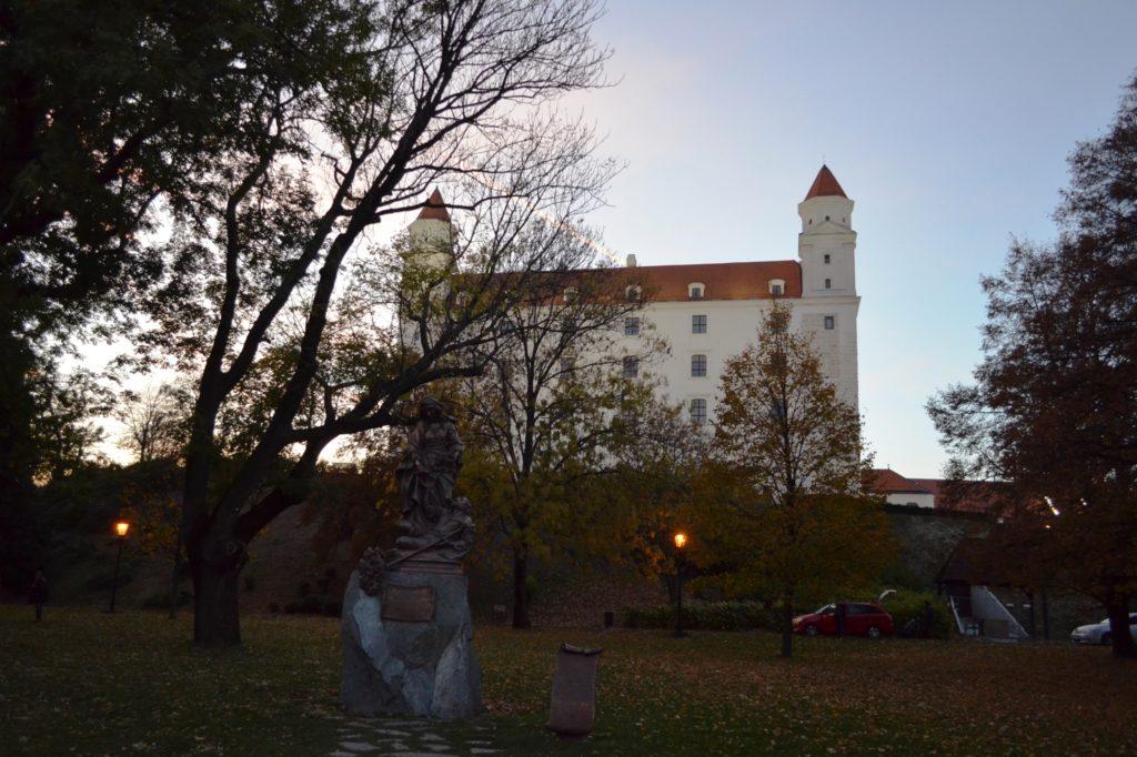 Самостоятельное путешествие по Словакии