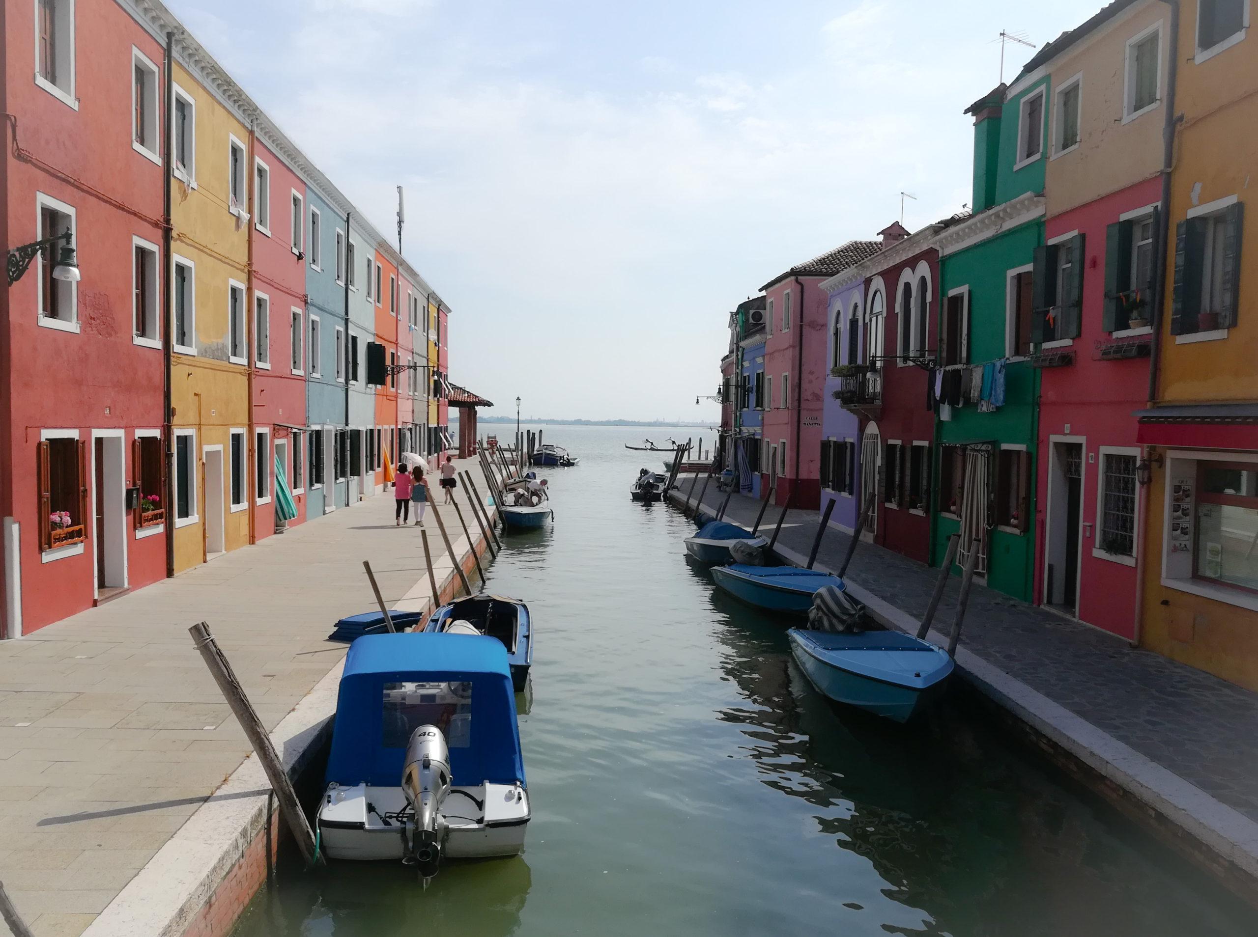 Венеция за 2 дня острова