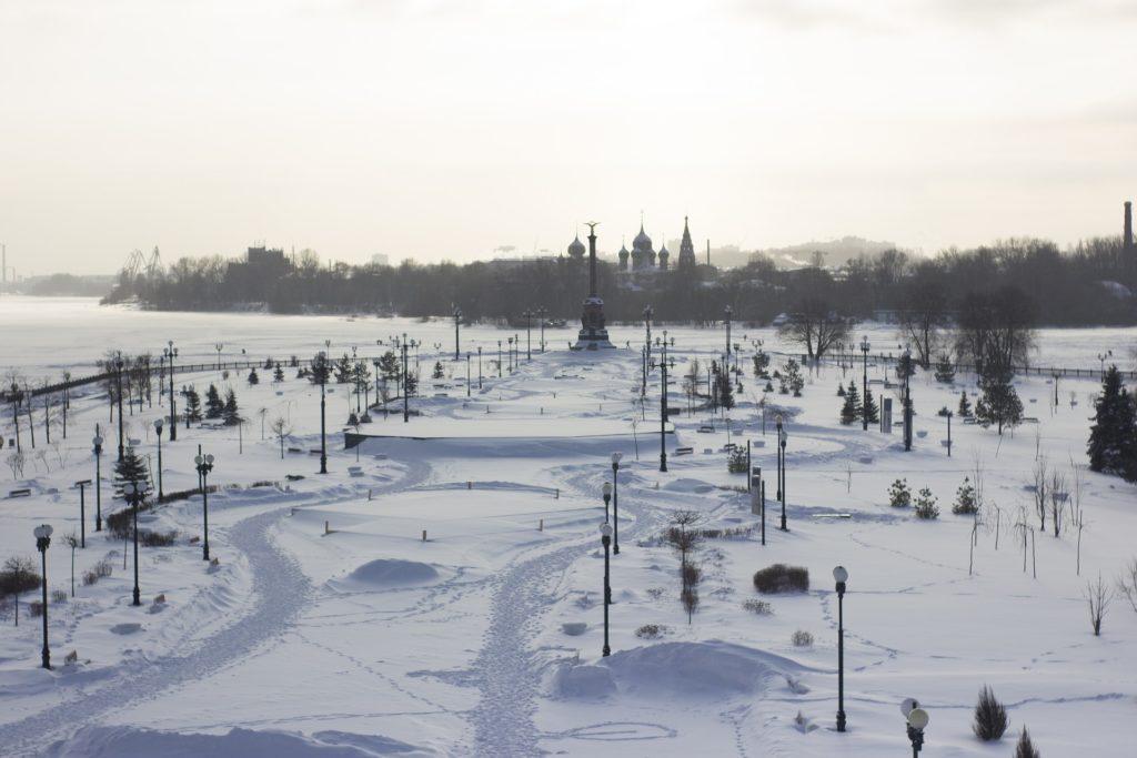 Куда поехать на выходные из Москвы - Ярославль, набережная